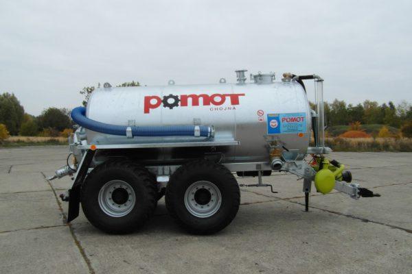 Cisterna dvojnápravová T544/2