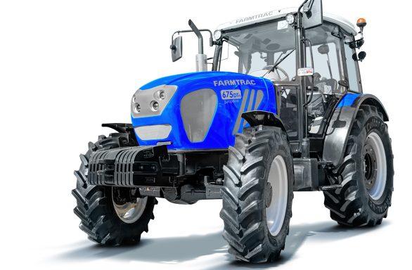 Traktor Farmtrac 675