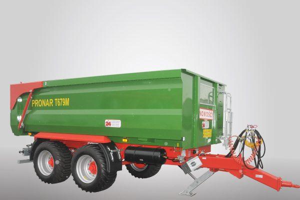 Traktorový náves Pronar T679 M (12 t)