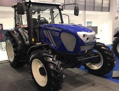 Traktor Farmtrac 680
