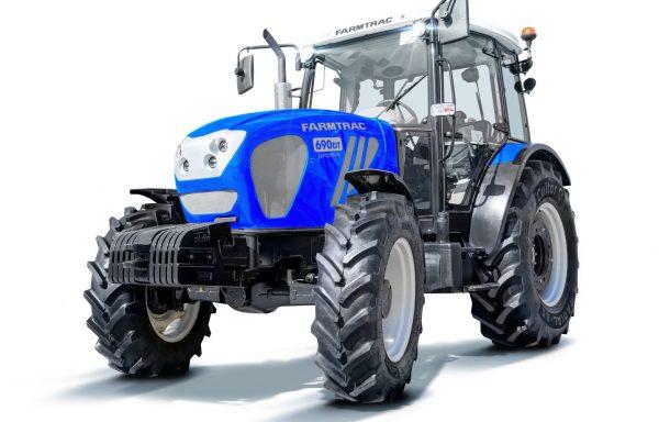 Traktor Farmtrac 690