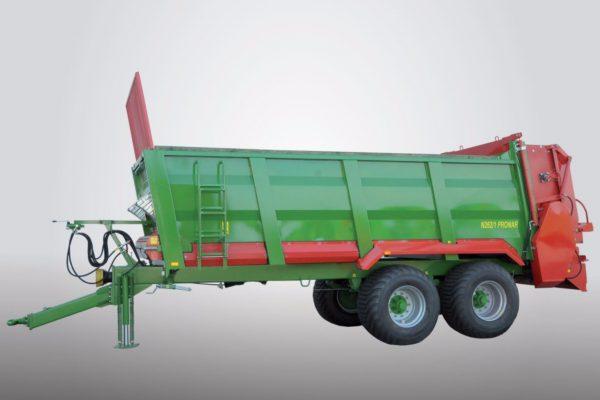 Rozmetadlo dvojnápravové – tandemové N262/1 (14 t)