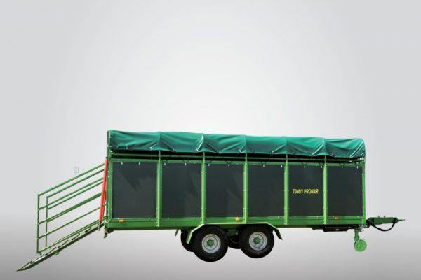 Prepravník zvierat (dobytčák) T046/1 (8,5 t)