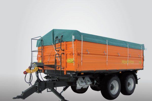 Traktorový náves Pronar PT 510 (paletová šírka korby) (10,15 t)