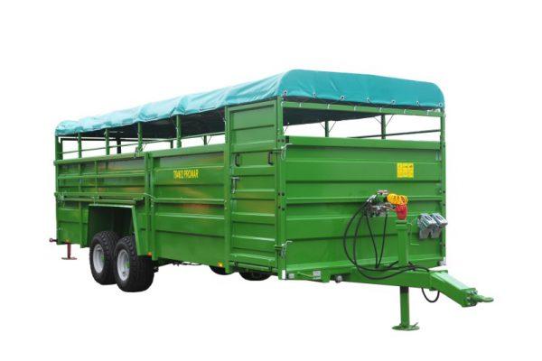 Prepravník zvierat (dobytčák) T046/2 (8,5 t)