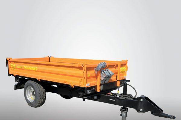 Traktorový príves Pronar T655 (2 t)