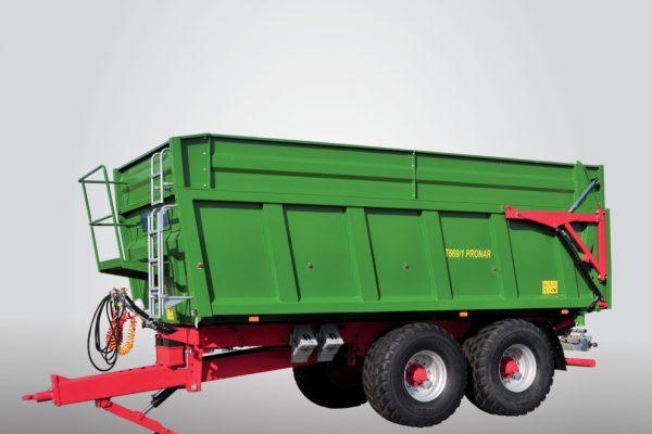Traktorový náves Pronar T669/1 (14 t)