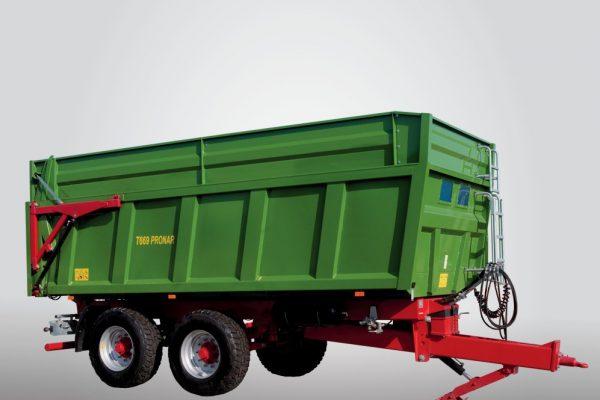Traktorový náves Pronar T669 (14,32 t)