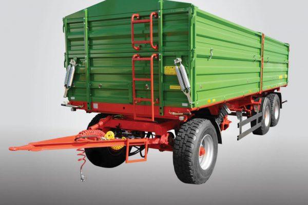 Traktorový príves Pronar T780 (16,3 t)