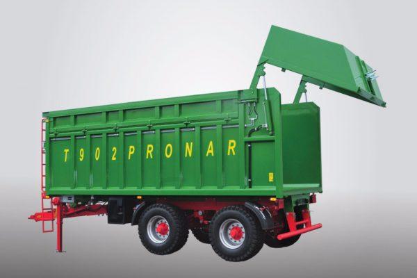 Traktorový náves Pronar T902 (16 t)