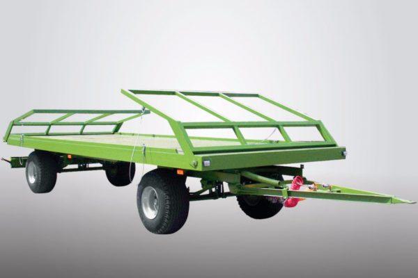 Prepravník balíkov Pronar T022 (7,36 t)