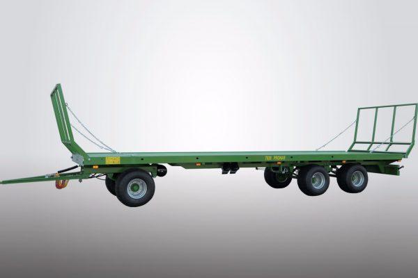 Prepravník balíkov Pronar T026 (13,72 t)