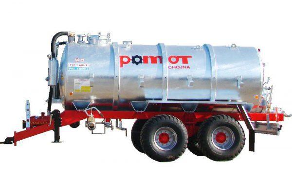 Cisterna dvojnápravová T513