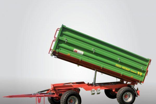 Traktorový príves Pronar T653/2 (6 t)