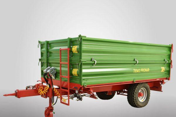 Traktorový príves Pronar T654/2 (4,91 t)