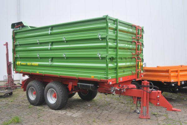 Traktorový náves Pronar T663/1 (10 t)