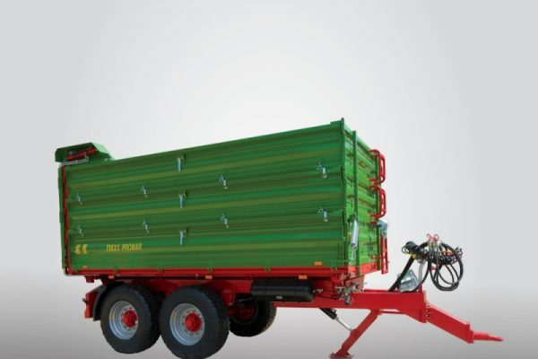 Traktorový náves Pronar T663/3 (10 t)
