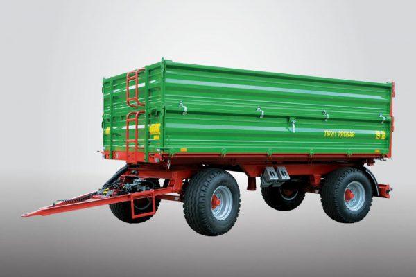 Traktorový príves Pronar T672/1 (10 t)
