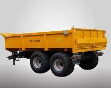 Traktorový náves Pronar T679/3 (10 t)
