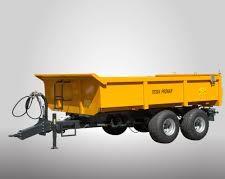 Traktorový náves Pronar T679/4 (8 t)