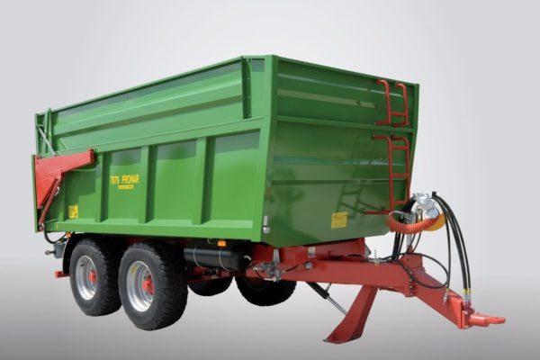 Traktorový náves Pronar T679 (12 t)