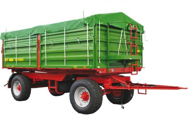 Traktorový príves Pronar T680 (13,1 t)