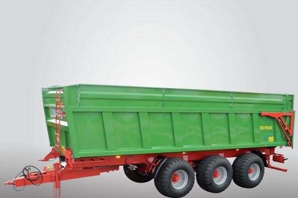 Traktorový náves Pronar T682 (21 t)