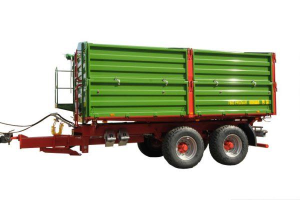 Traktorový náves Pronar T683 (15,3 t)