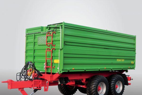 Traktorový náves Pronar T683 H (15,18 t)