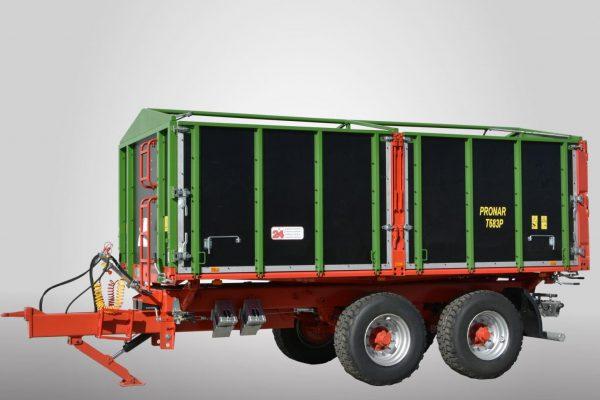 Traktorový náves Pronar T683 P (15,36 t)