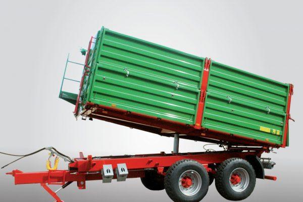 Traktorový náves Pronar T683 U (15,23 t)
