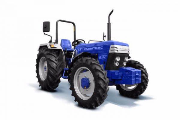Farmtrac 6050 Heritage (4WD)