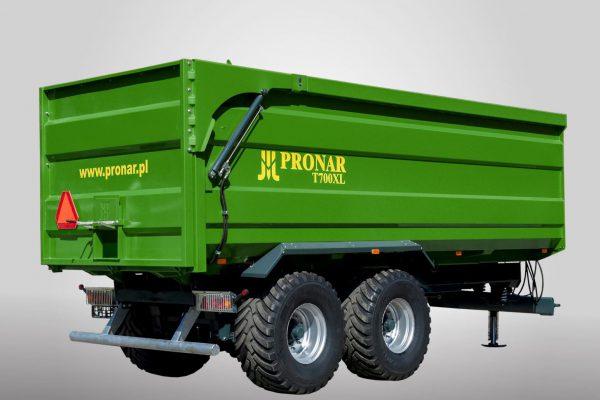 Traktorový náves Pronar T700 XL (18 t)