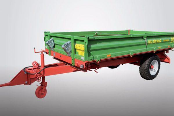 Traktorový príves Pronar T654 (2,5 t)