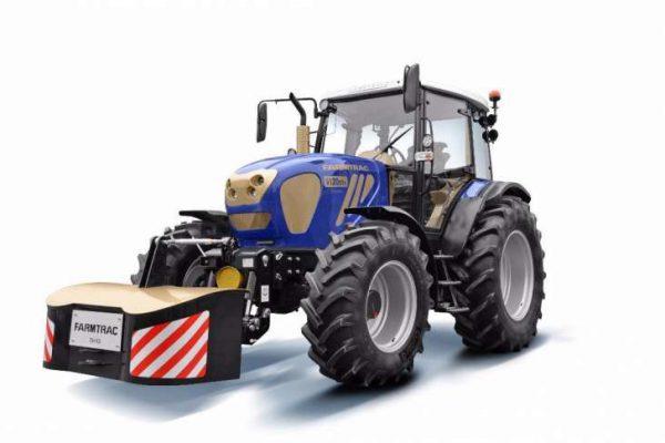 Protizávažie na traktor